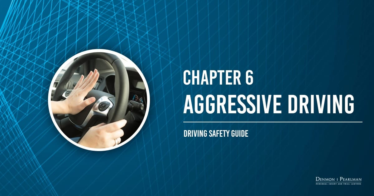 Aggressive Driving Chapter 6