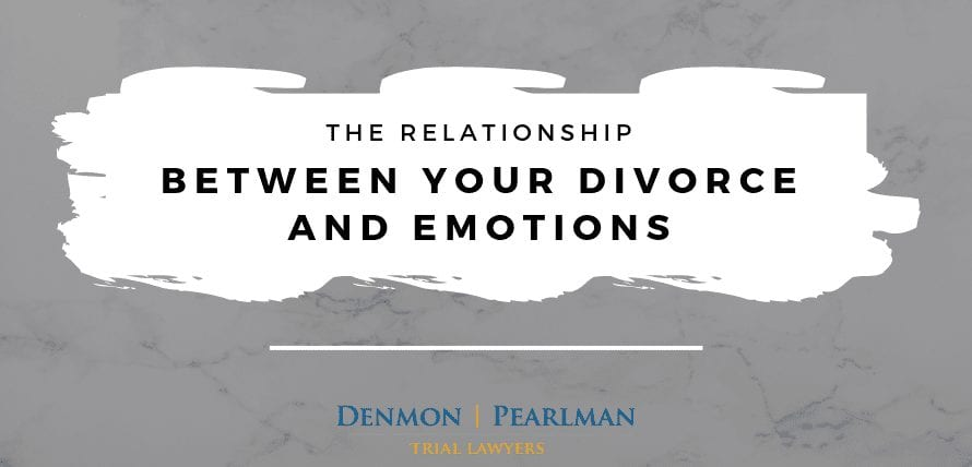 divorce and emotions