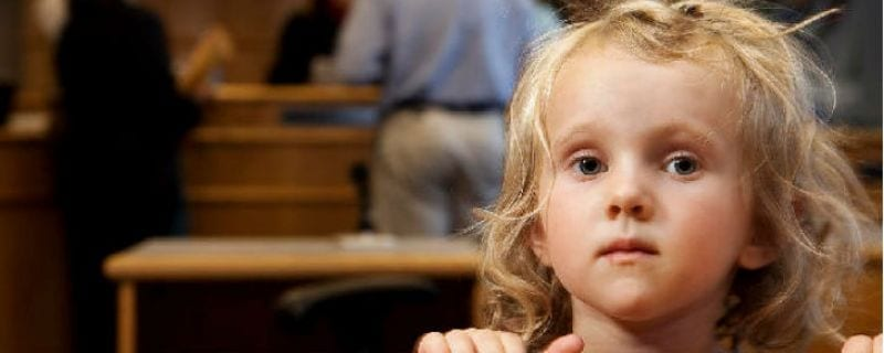 Child Waiting To See Custody Results in Family Lawsuit