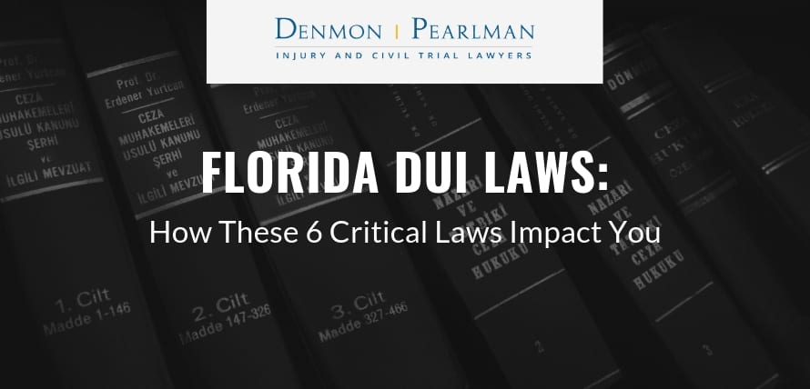 Florida DUI charges